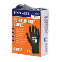 Vending PU Palm Glove (BkBk / Medium / R)