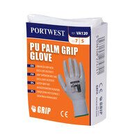 Vending PU Palm Glove (WhWh / Small / R)