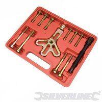 Silverline 13pce Harmonic Balance Puller Kit