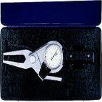 Oxford Precision Leg Type Dial Caliper 100mm Reach