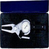 Oxford Precision Leg Type Dial Caliper 100mm Reach