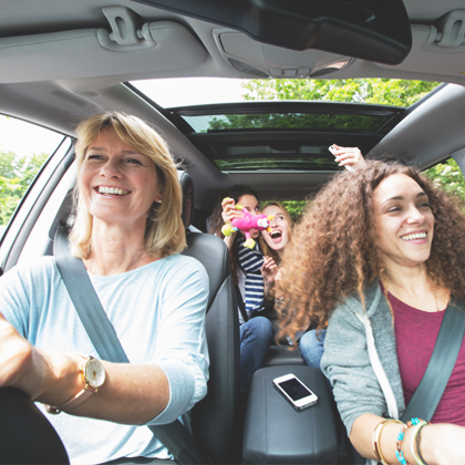 The women of BlaBlaCar