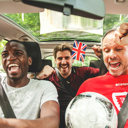 Take a BlaBlaCar to your next football games!