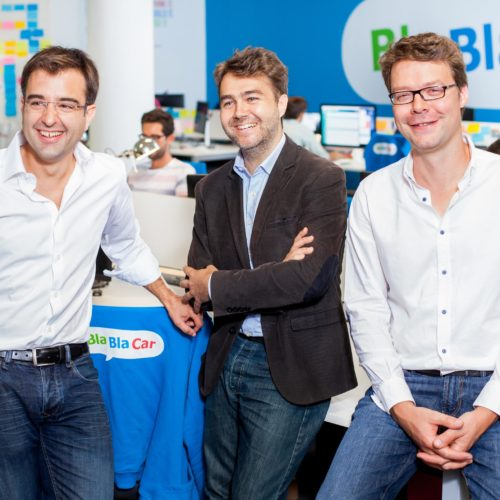 BlaBlaCar shortlisted for FT/Citi Ingenuity Awards