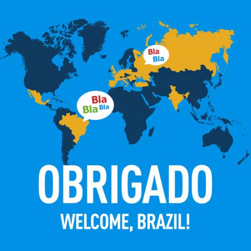 Obrigado, Brazil!