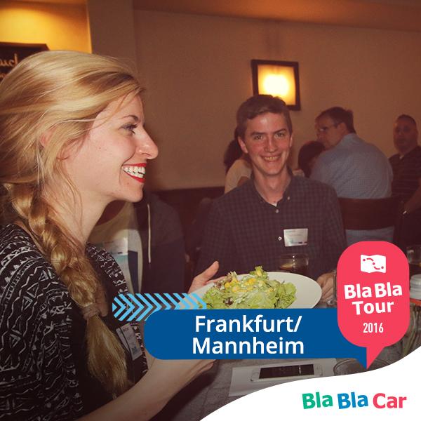 BlaBlaTimes Mannheim Frankfurt