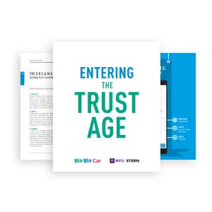 trust and ridesharing report