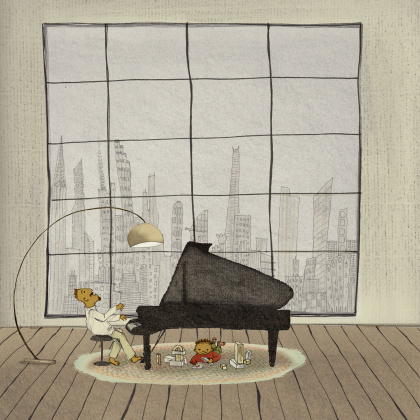 """""""Music is liquid architecture..."""" (Goethe)"""