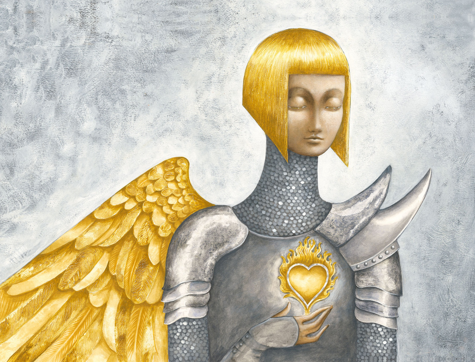 <em>Il cuore di Giovanna d'Arco</em>