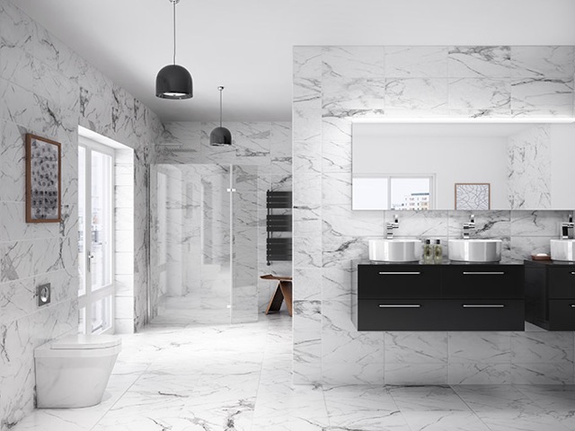 BCT41856 and BCT41849 HD Geneva wall and floor tile