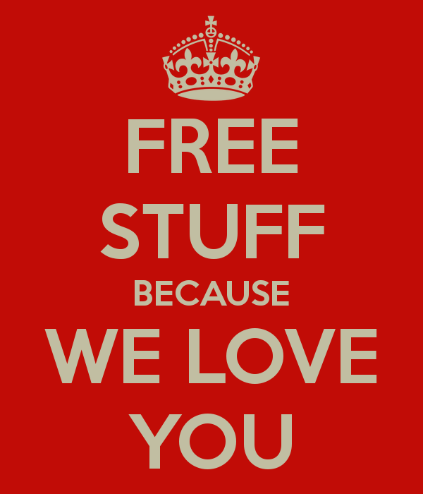 free-stuff-because-we-love-you