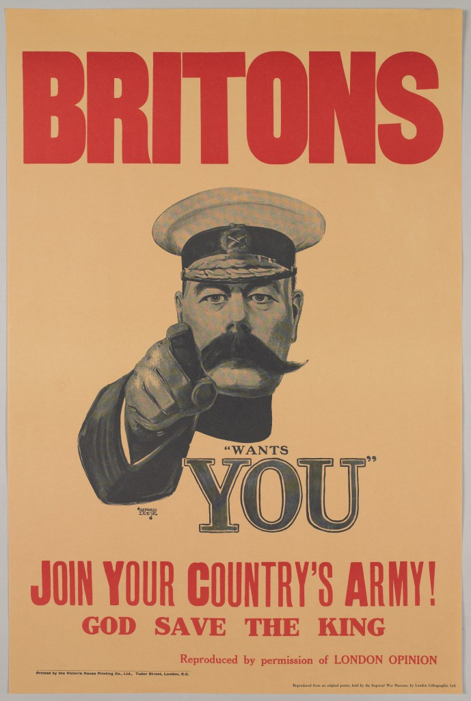 Kitchener Recruitment Campaign