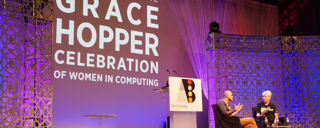 Grace Hopper Celebration of Women in Recruiting