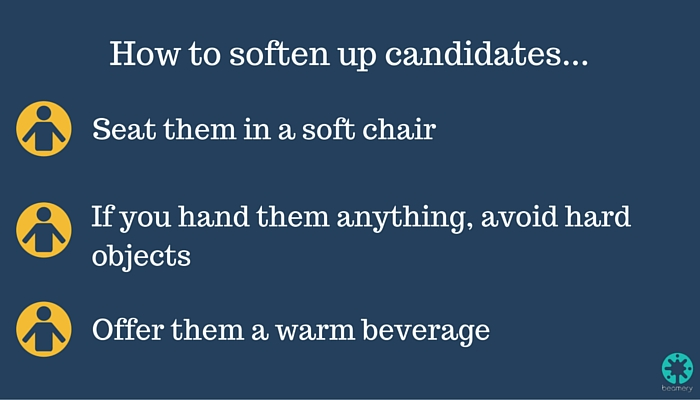 How to influence candidates... (1)
