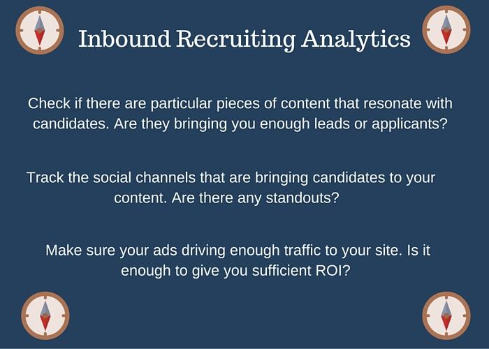Inbound Recruiting Analytics