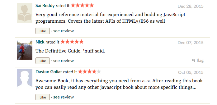 Recruiting with Goodreads