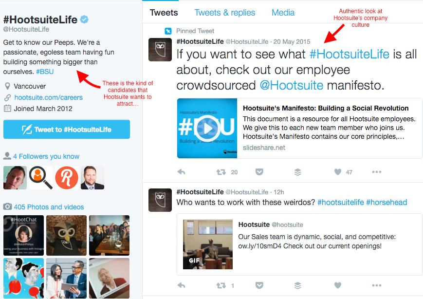Hootsuite Life Twitter