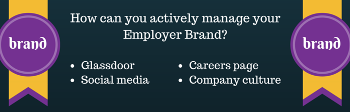 How should you manage your employer brand hr stats