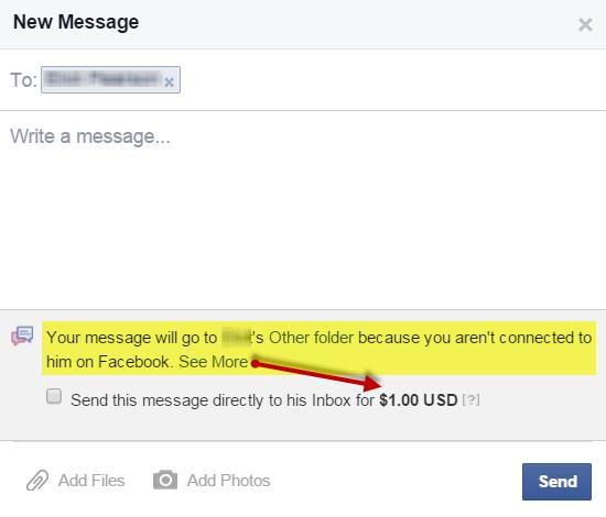 Facebook-Message-1-Dollar