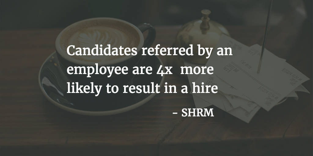 promote your employer brand - employee-referrals