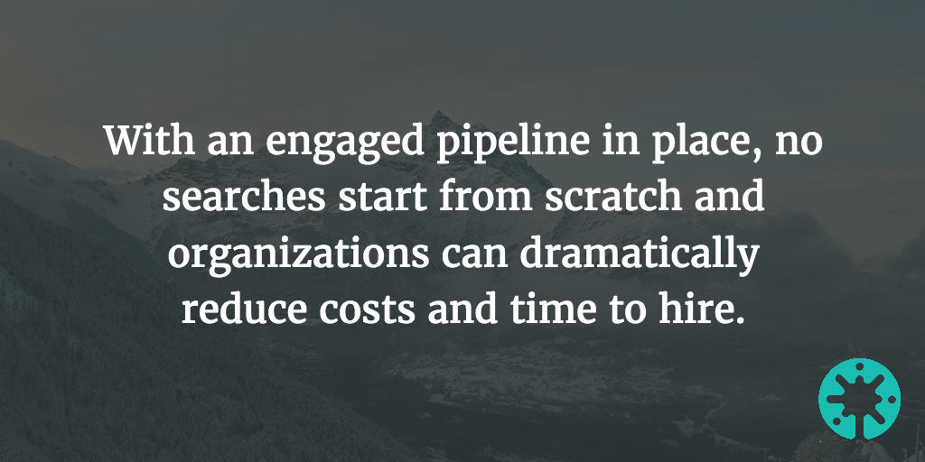 engaged pipeline