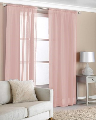 2 Pack Slot Top Voile Panels