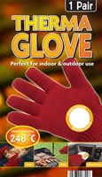 Heat Resistant BBQ Therma Gloves Pair Pack (Box Quantity 36)