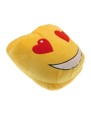 Funny Face Love Design Super Size Novelty TV Slipper