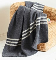 Eco Friendly Recycled Blanket Throws - Assorted (Box Qty 12)