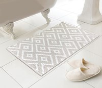 Kina Reversible Design 100% Cotton Bath Mats - Assorted (Box Qty 18)
