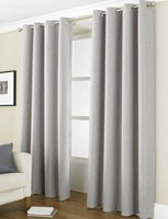 Linea Design Luxury Self Lined Curtain Pairs (Box Quantity 4)