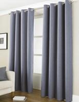 Linea Design Luxury Self Lined Curtain Pairs (Box Quantity 4)