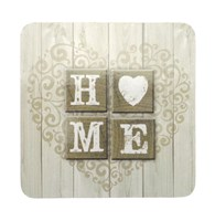 Home Design Coaster & Placemat Sets (Box Quantity 15)