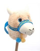 Hobby Horse Plush Toys - Alpaca Design (Box Quantity 12)