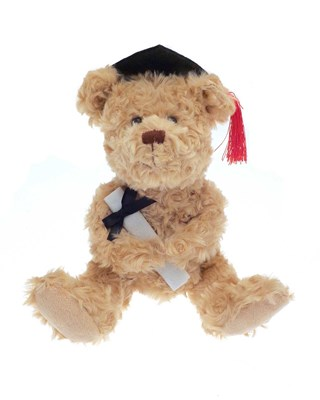 Graduation Teddy Bear Gift (Box Quantity 84)