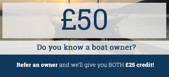 Refer an owner to Beds on Board - £50