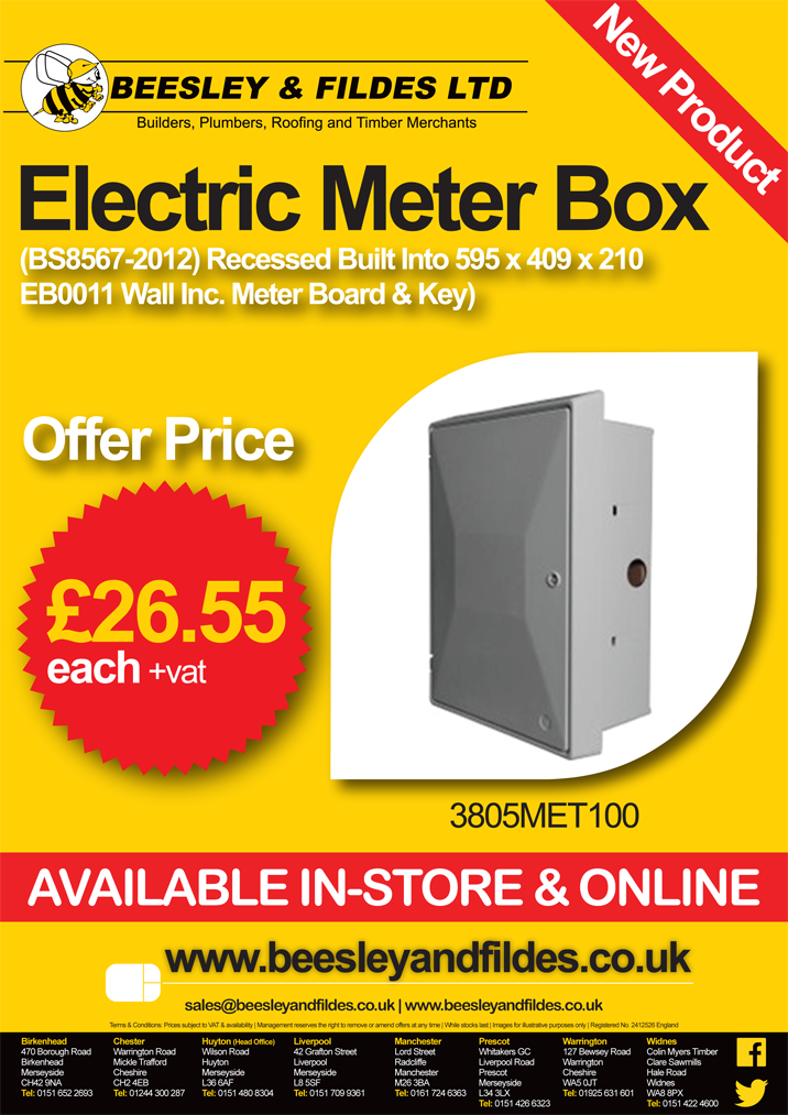 Electrical-Meter-Box