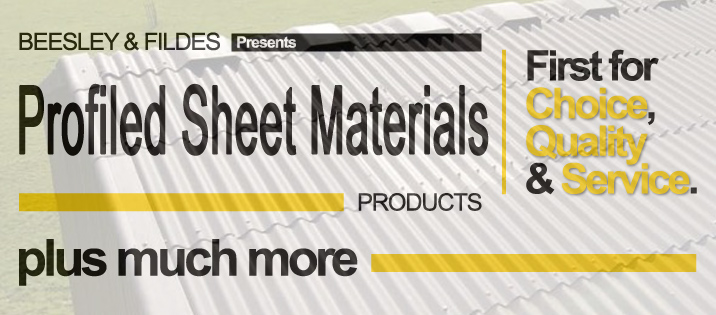 Profiled-Sheet-Materials