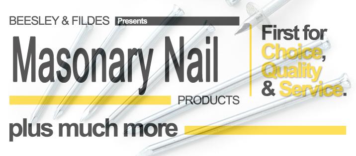 masonary-nails