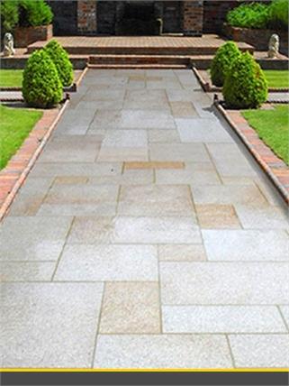 Granite-Paving