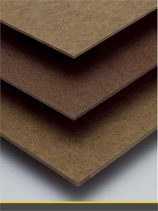 Hardboard-Blockboard