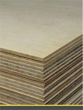 Hardwood-ply