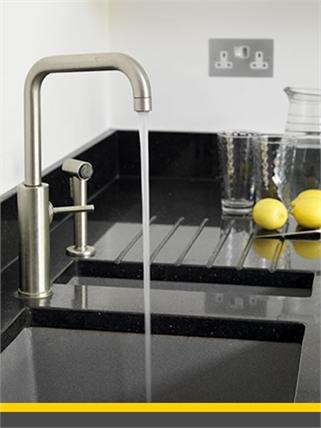 Kitchen-taps