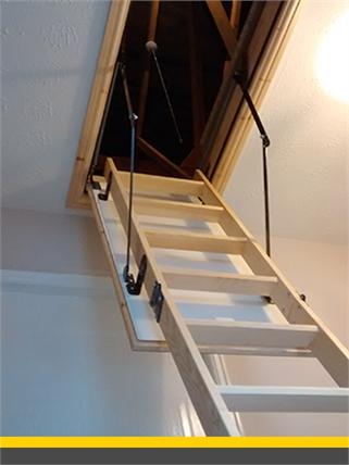 Loft-Ladder