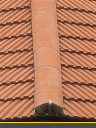 Monier-Redland-Concrete-Ridge-Tile