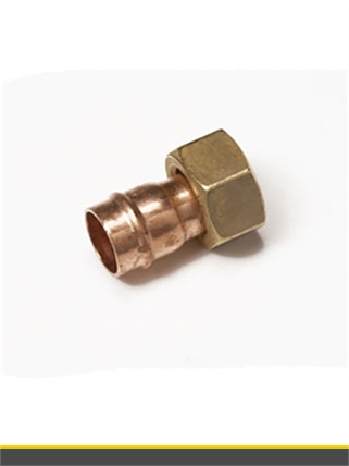 Solder-Ring-Fittings