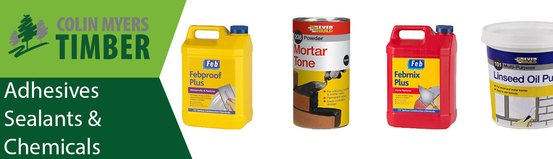 Adhesives-Sealants-Chemiclas