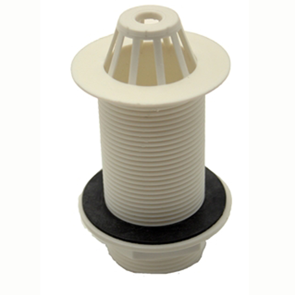 Bathroom tiles buy - 1 1 4 Quot Domed Urinal Waste White Plastic 201526