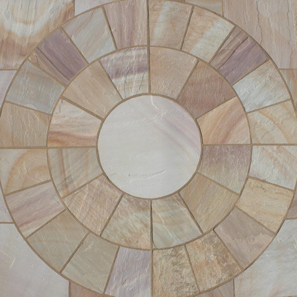 Sunrise Sandstone Circle 2 4m Dia