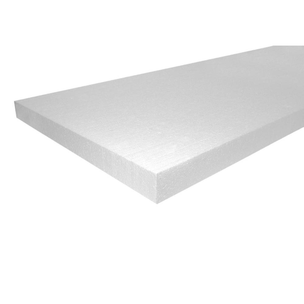 2400 X 1200 X 150mm Polystyrene Insulation Eps070